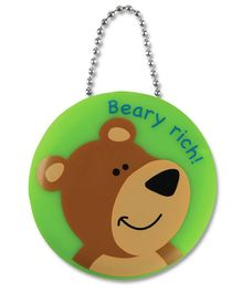 Stephen Joseph Penny Pincher Bear - Brown