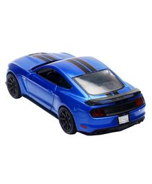 New Ray Ford Shelby GT350R, Die Cast Car - Blue