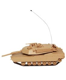 New Ray T80 Military Tank - Brown