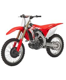 New Ray Die Cast Toy Bike Honda CRF450R 2018 - Red