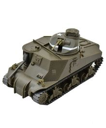 New Ray Classic Tank M3LEE Model Kit - Green
