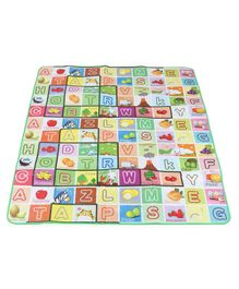 ToyMark Educational Play Mat Multicolour - (Print May Vary)