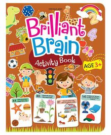Brilliant Brain Activity Book 3 plus - English
