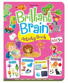 Brilliant Brain Activity Book 5 plus - English
