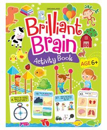 Brilliant Brain Activity Book 6 plus - English