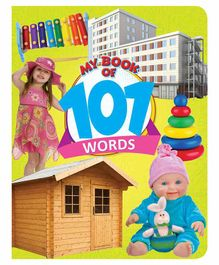 My Book of 101 Words - English