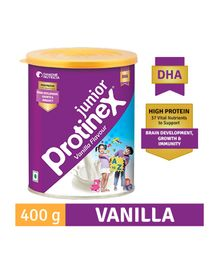 Protinex Junior Vanilla Flavour Tin - 400 gm