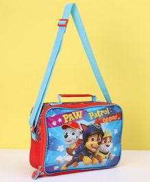 Paw Patrol Lunch Box Bag - Red Blue
