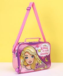 Barbie Reach Your Dreams Lunch Box Bag - Pink