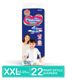 MamyPoko Pant Style Diapers XXLarge - 22 Pieces