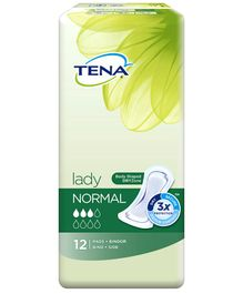 Tena Lady Normal Bladder Control Pads - 12 Pieces