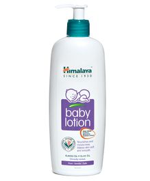 Himalaya Herbal Baby Lotion - 400 ml