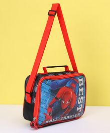 Marvel Spider-Man Lunch Box Bag - Blue