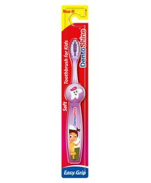 DentoShine Easy Grip Toothbrush - Purple
