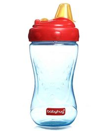 Babyhug Ergo Grip Soft Spout Sipper - Red Blue