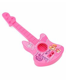 Paw Patrol Skye Guitar, Maraca And Castanet With Carry Case - Pink