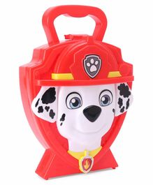 Paw Patrol Marshall Guitar Maraca And Castanet With Carry Case - Red