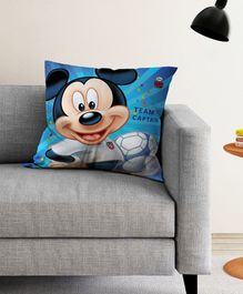 Athom Trendz Disney Mickey Cushion Cover - Multicolor