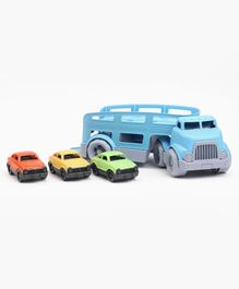 Green Toys Car Carrier - Blue