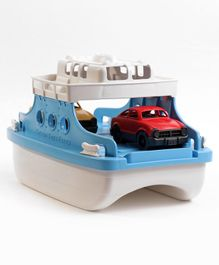 Green Toys Ferry Boat - Blue White