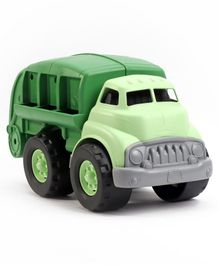 Green Toys Recycling Truck - Green