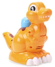 Musical Dinosaur Toy - Orange