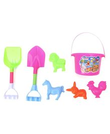 Beach Toys Set - Multicolor