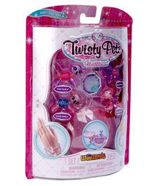 Little Live Pets Twisty Pets Jewellery Making Kit Pack Of 4 - Purple & Pink