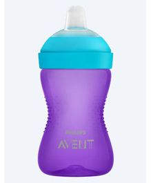 Avent Grippy Soft Spout Sipper Cup - 300 ml (Color May Vary)