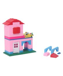 Peacock Smart Blocks Dream House - 142 Pieces