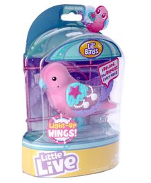 Little Live Pets Shelly Shine Songbird - Pink