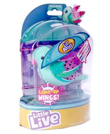 Little Live Pets Melon Brite Songbird - Blue