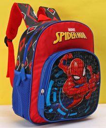 Marvel Spiderman School Red Blue - Height 12 Inches