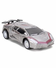 Back Force Simulation Racing Car - Grey
