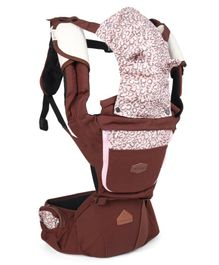 3 In 1 Baby Carrier - Brown