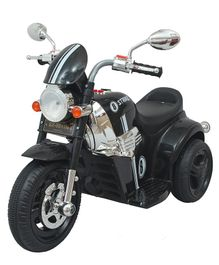 HLX-NMC Battery Operated Fun Cruiser Bike - Black