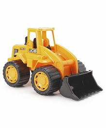 JCB Free Wheel Loader - Yellow