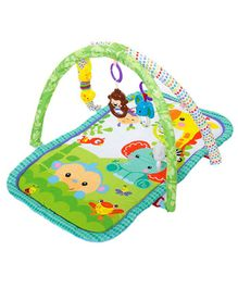 Baybee Activity Play Gym With Toys - Multicolour