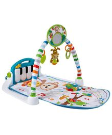 Baybee Activity Play Gym With Toys & Music - Multicolour