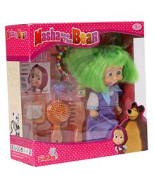 Masha And The Bear Beauty Set Multicolor - 12 cm