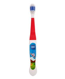 Mee Mee Easy Grip Toothbrush - Red