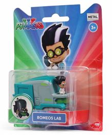 PJ Mask Romeos Lab -  Grey Green
