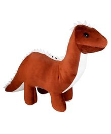 My NewBorn Dinosaur Soft Toy Brown - Height 50 cm