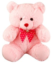 My NewBorn Teddy Bear Soft Toy Pink  - Height  30 cm