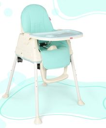 Babyhug 3 in 1 Comfy High Chair - Blue