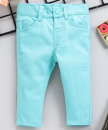 ToffyHouse Full Length Trousers - Sea Green