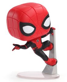 FunKo Spider Man Pop Bobble Head Action Figure - Red