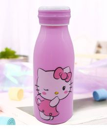 Syga Glass Milk Bottle For Baby Pink - 300 ml