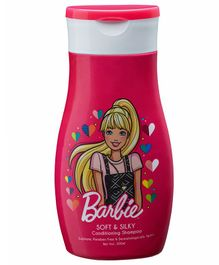 Barbie Conditioning Soft & Silky Shampoo Pink - 200 ml