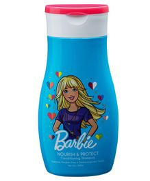 Barbie Conditioning Shampoo Nourish & Protect Blue - 200 ml